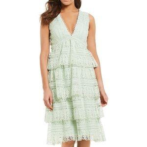Gianni Bini Lace Dress NWT